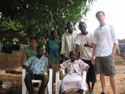 Ma famille avec mes amis de Grnoble