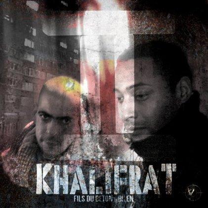 KHALIFRAT  mixtape fils du beton feat bilen
