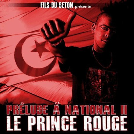 "MIXTAPE prelude a national vol 2 "" Le Prince Rouge"""