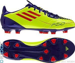 mes nouvelles chaussures de foot