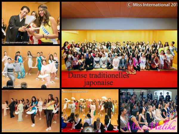Découverte des traditions japonaises + Temps libre pour Aurianne