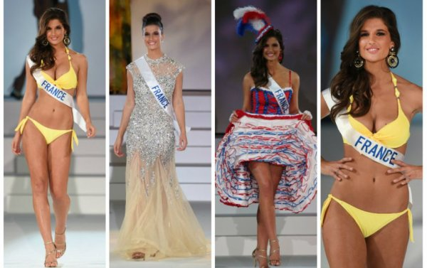 Miss International 2014 est Miss Puerto Rico !