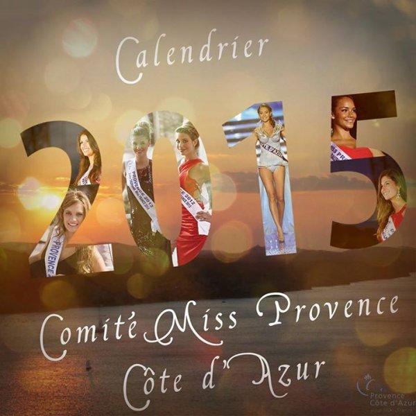 Découvrez le calendrier des Miss Provence et Côte d'Azur !