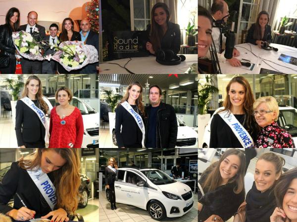 Actualités du Comité Miss Provence-Côte d'Azur