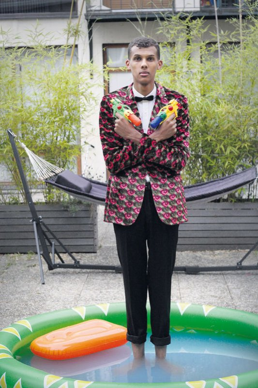 Stromae : melting-pot belge