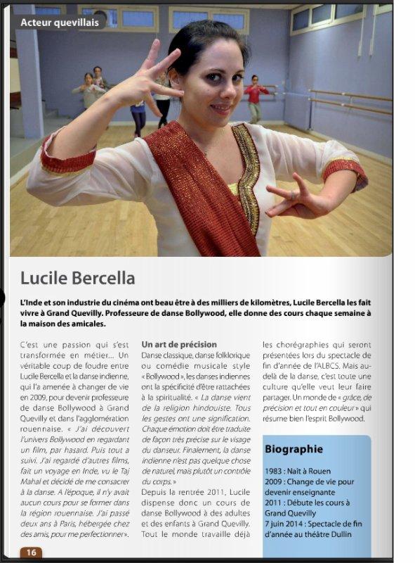 Lucile Bercella
