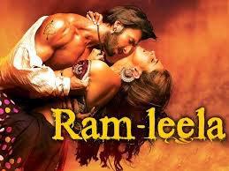 Voici trois chansons du film Ram Leela
