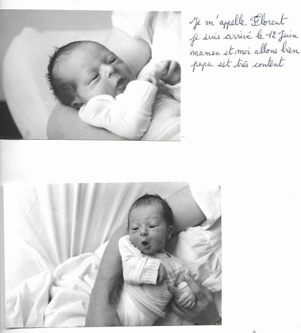 Ma naissance, j'étais jeune, fou et imberbe. Ça n'a pas beaucoup changé me direz vous! ;)