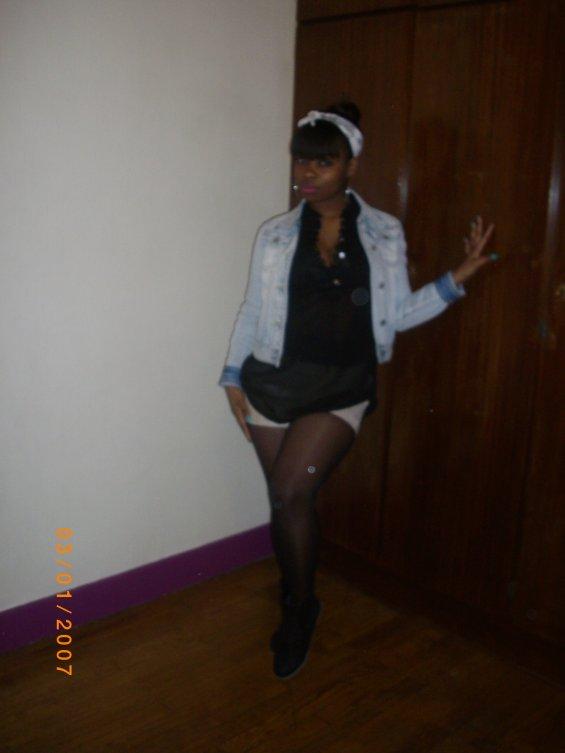 F@i est DE reTour (JE ViS o jouR Le jOuR fUck @ cEuxxx KI m' @ime poo !!!)