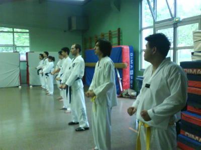 club taekwondo lognes