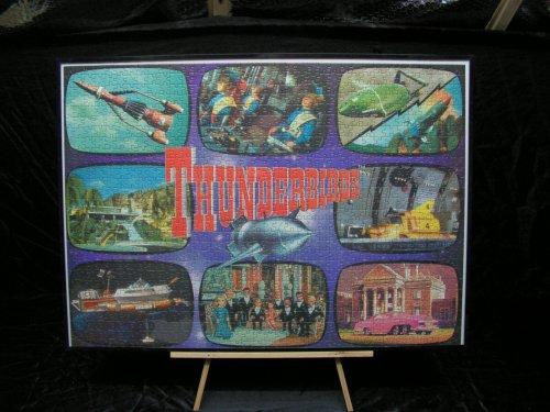 Voici venu le temps...(non pas des rires et des chants)...mais, des puzzles. Tous les puzzles existants des années 60 à maintenant, sont là.