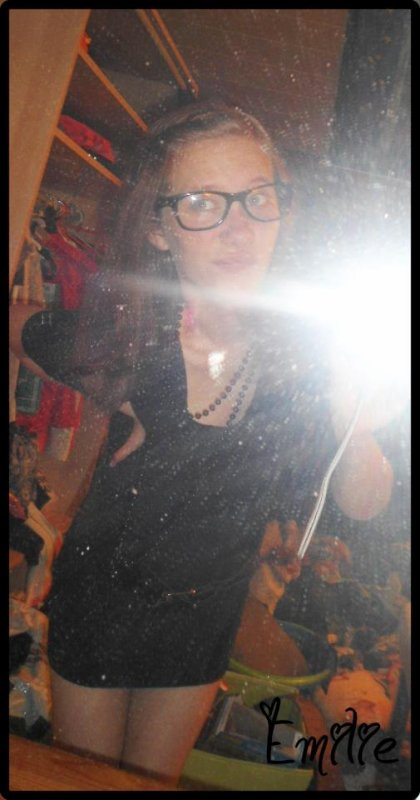 Je ne suis peut-être pas une Top Model, mais j'avoue avoir un Coeur gros comme un pot de Nutella :) ...