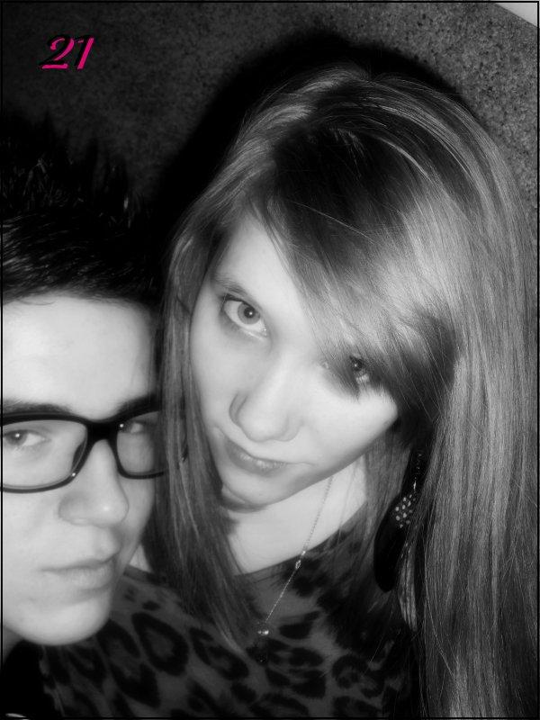 Mon ange ; 21 Avril 2013    Je t'aime <3 !