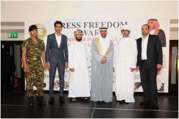 احتفال دولي بمناسبة يوم الصحافة العالمي