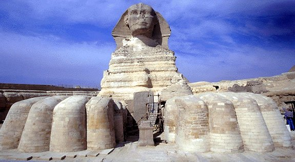 Le mystère du Sphinx de Gizeh