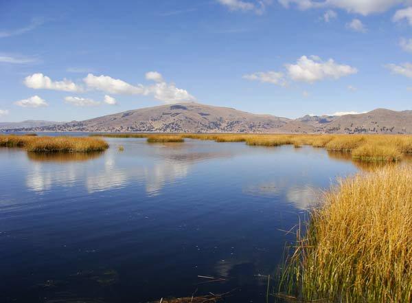 Le Lac Titicaca & Tiahuanaco