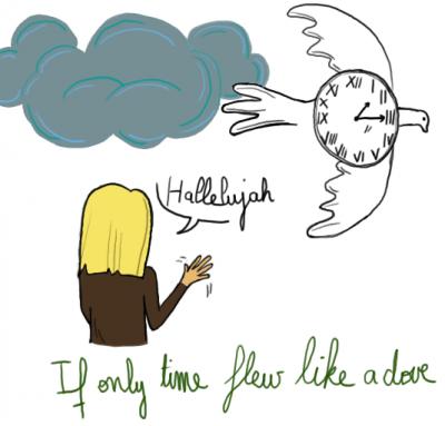 Vidéo tourbus + Hayley & JEW + chanson de la semaine #6: Hallelujah