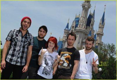 Concert + Disney + Rock One + photo & vidéo + Blog du 24 avril