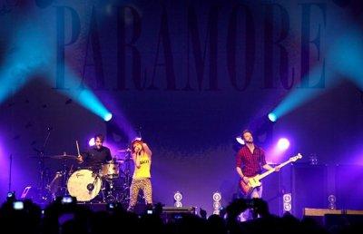 Vidéos + Photos Spring Tour + set Green Day