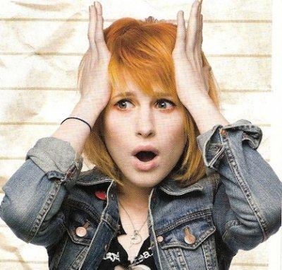 Hayley répond au quizz de Kerrang + Répétitions + fan du jour #15