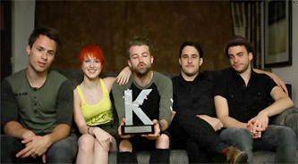 Kerrang Awards + Interview Hayley + Photos + fan du jour #27