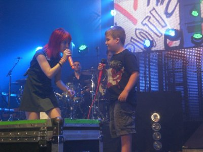 Misery Business + Hayley, Tegan & Sara + fan du jour #28