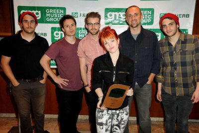 Green Music Group + News du groupe