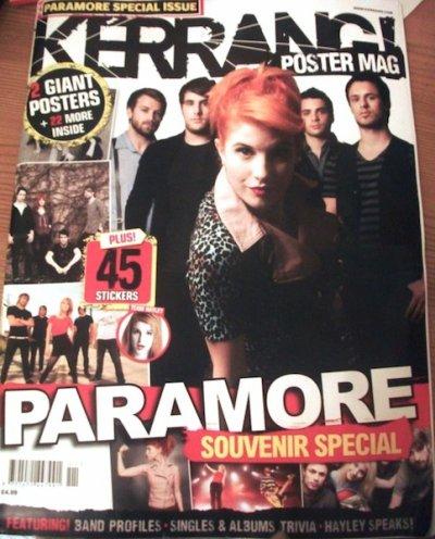 Kerrang Special + Z100 + Vidéos