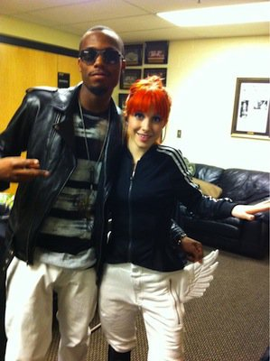 Duo B.o.B & Hayley + Playing God