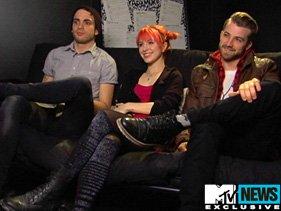 Réaction d'Hayley et de Taylor par rapport au blog de Josh