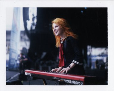 Tumblr + Interview Hayley