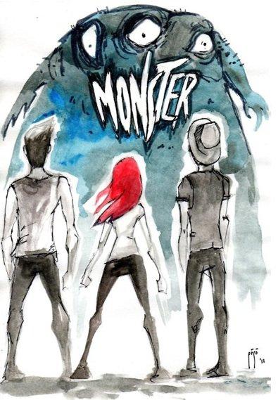Monster dispo aujourd'hui!
