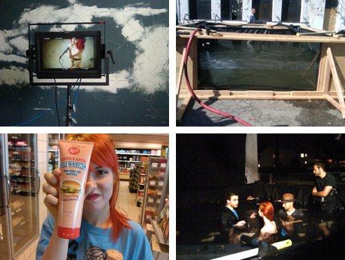 Photos tournage Monster