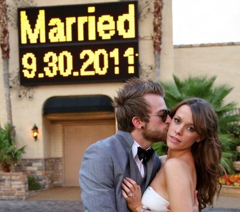 Jeremy marié!
