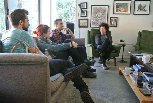 Enfin, des nouvelles de Paramore