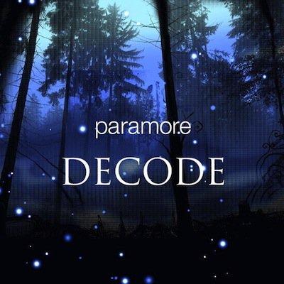 Chanson de la semaine #22: Decode