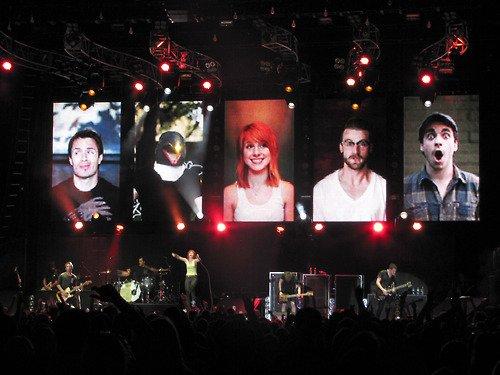 Vidéos de la tournée Honda Civic Tour 2010