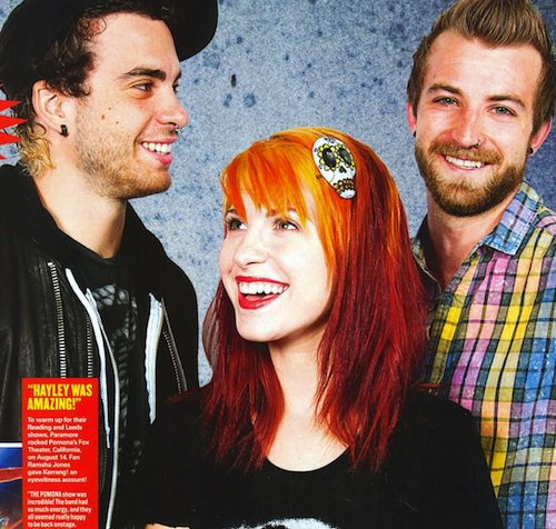Interview Kerrang
