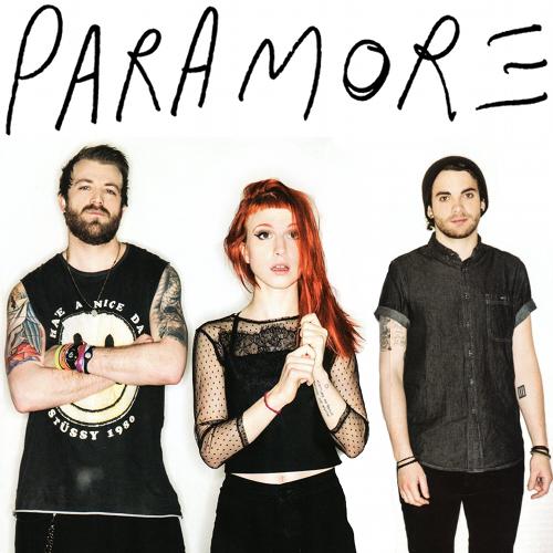 """4e album """"Paramore"""": sortie le 08 Avril 2013"""