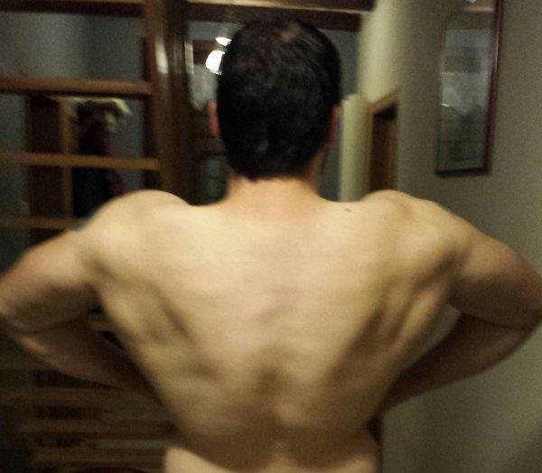 Le dos pour le moment ^^