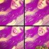 Biitch-purple-girl