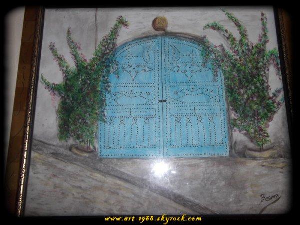 Porte Tunisienne