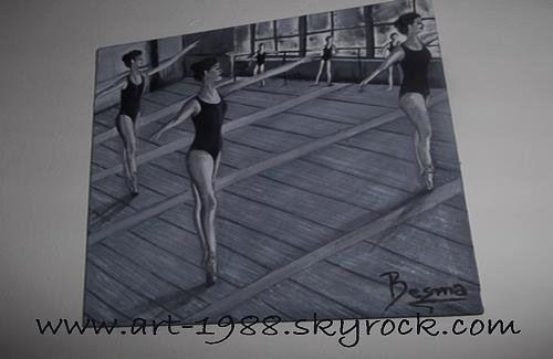 Dance classique - Huile