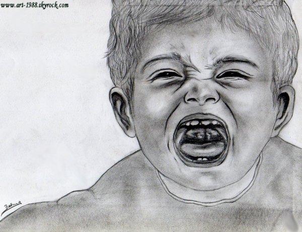 colère chez l'enfant...