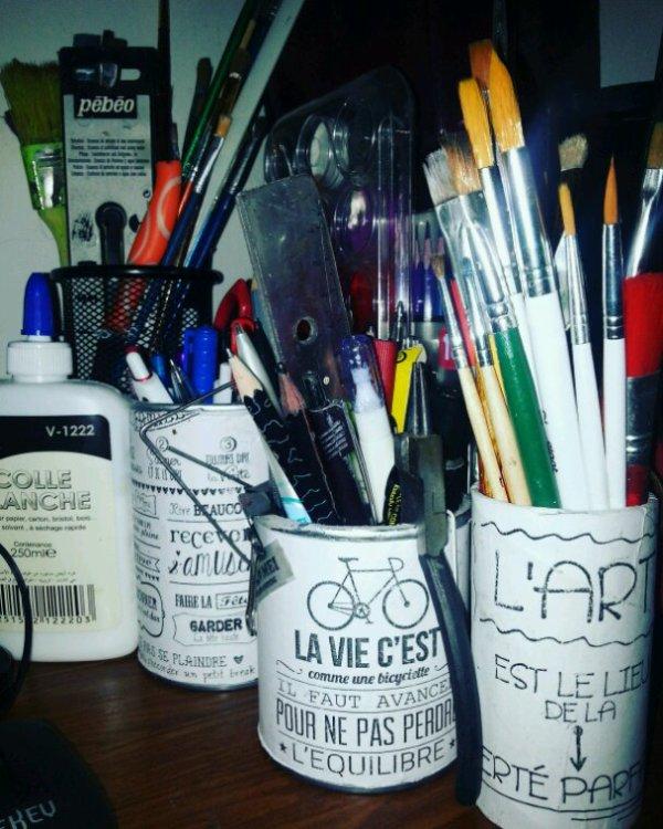 Ma vie c'est moi qui vais la peindre alors je vais y mettre le feu en ajoutant plein de couleurs.   Grand corps malade