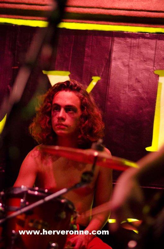 Concert - Le Ginger