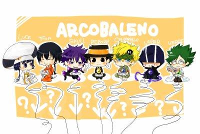 Arcobaleno(Reborn!)