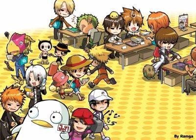 images mangas