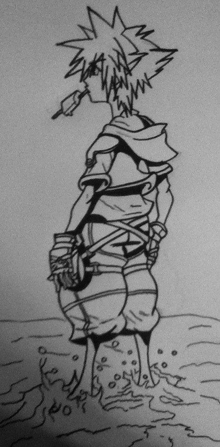 Sora ( personnage de jeux vidéo Kingdomhearts )