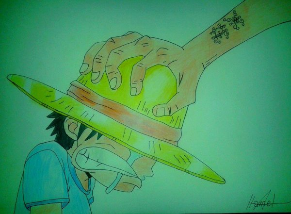 luffy ( one piece )